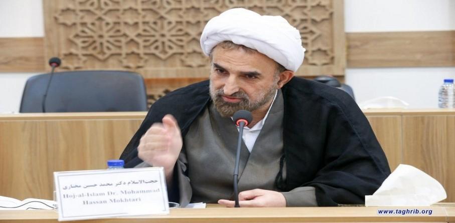 الدكتور مختاري :جامعة التقريب بين المذاهب الاسلامية هدفها تعزيز مقولة التقريب