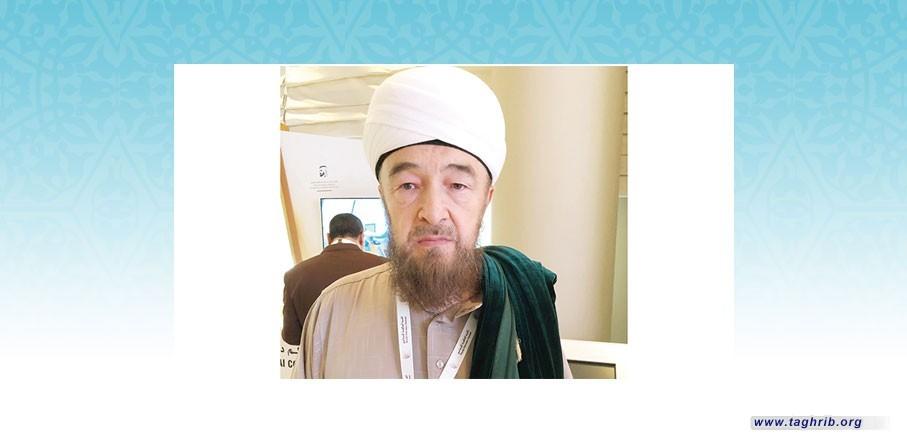 أنشئت منظمة  كلمة الشيخ نفيع الله عشيراف