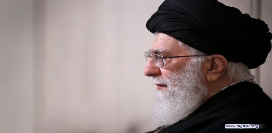 بيان تعزية الإمام الخامنئي للسيد حسن نصر الله عقب وفاة شقيقته