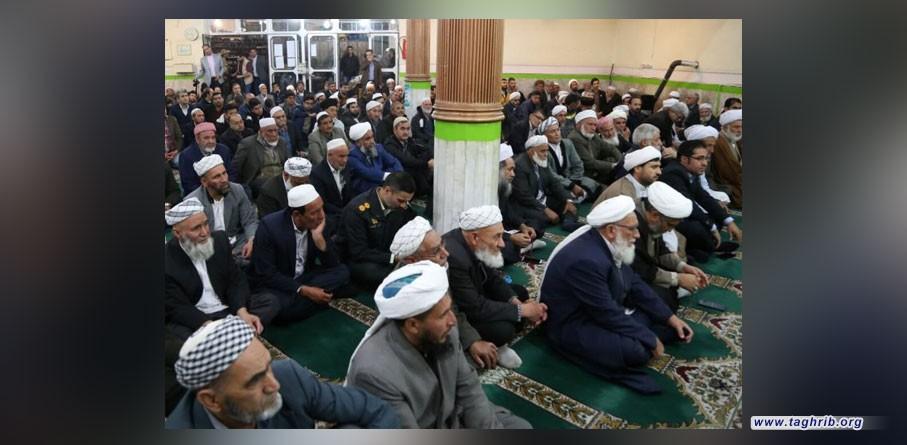انعقاد ملتقى الوحدة لعلماء السنة والشيعة في شمال شرق ايران