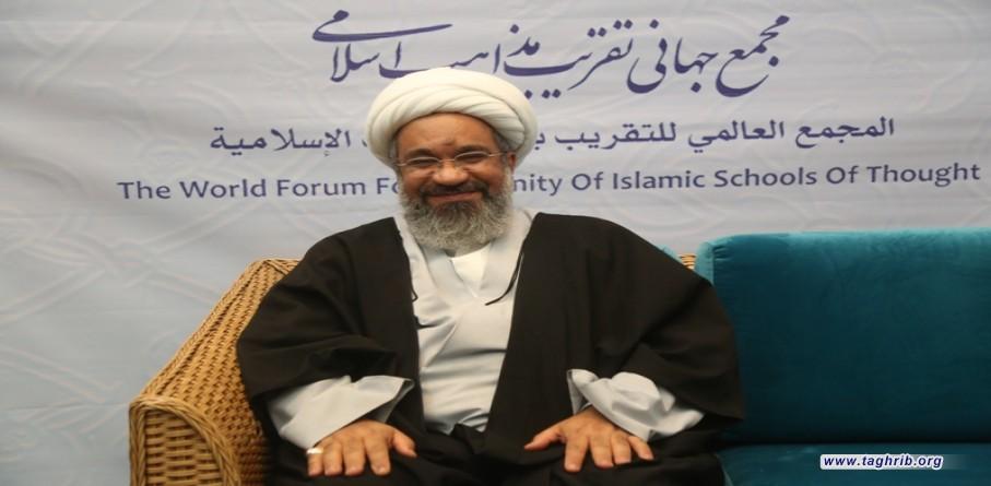 الشيخ المعتوق: العالم الاسلامي بخير