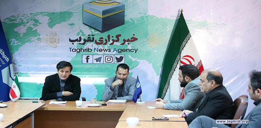 """پنجمین نشست تخصصی-تحلیلی خبرگزاری تقریب با عنوان""""سردار سلیمانی؛ نماد وحدت"""""""