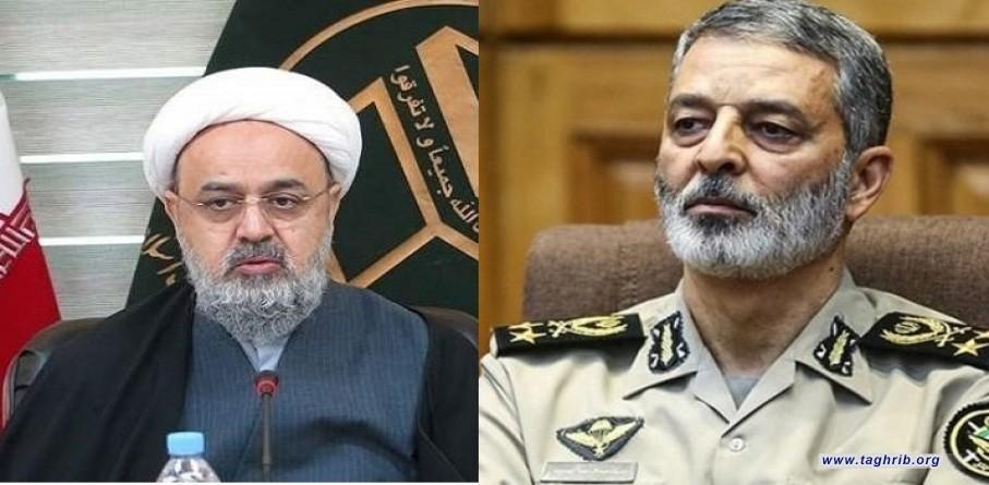 الأمين العام للمجمع العالمي للتقريب بين المذاهب الإسلامية يعزي باستشهاد عناصر البحرية