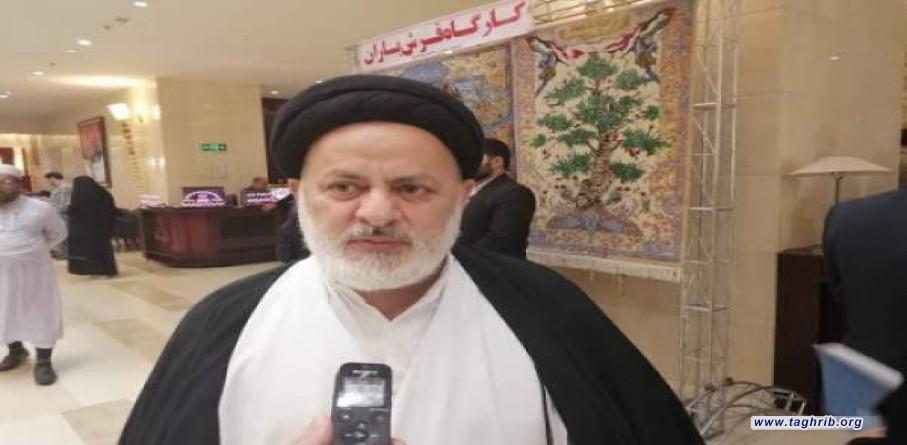 ممثل المجمع العالمي للتقريب في العراق يعزي بوفاة الدكتورة كرماني