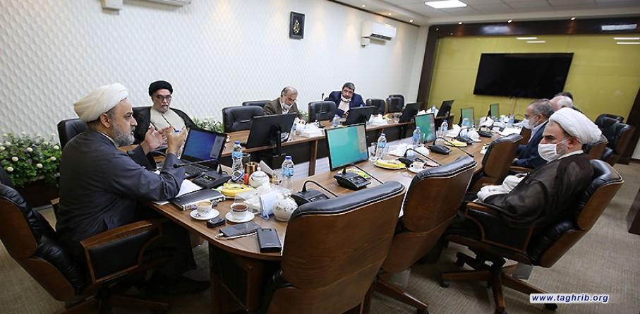 نشست هیأت علمی سی و چهارمین کنفرانس بین المللی وحدت اسلامی | تصاویر