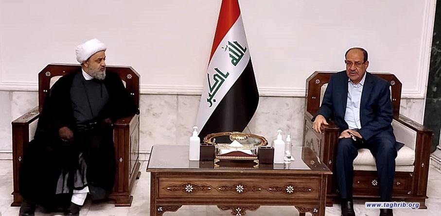 نخستوزیر سابق عراق: عراق خاکریز آبروی تشیع است