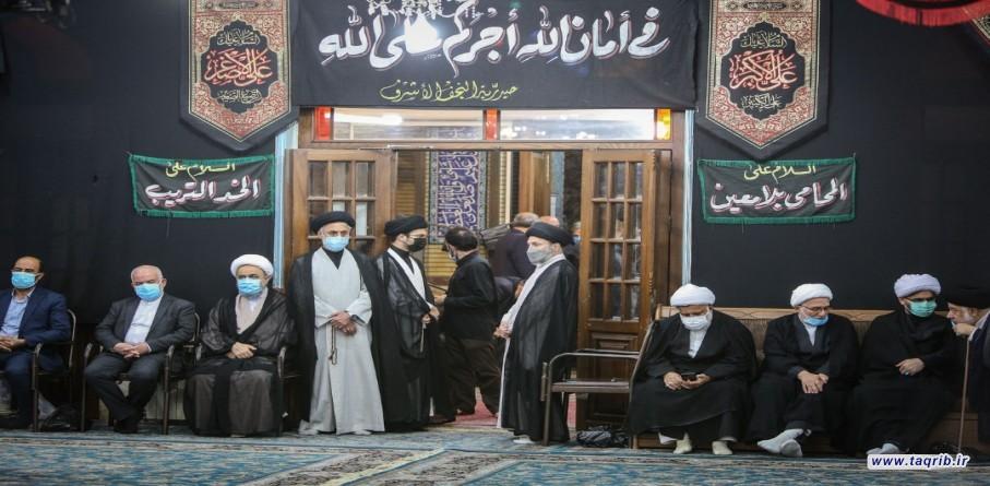 برگزاری مراسم یادبود آیتالله حکیم با حضور دبیرکل مجمع جهانی تقریب مذاهب اسلامی