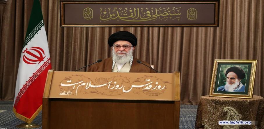 خطاب قائد الثورة الاسلامية المعظم بمناسبة يوم القدس العالمي