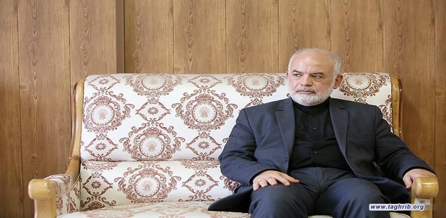 مصاحبه اختصاصی خبرگزاری تقریب با معاون امور ایران