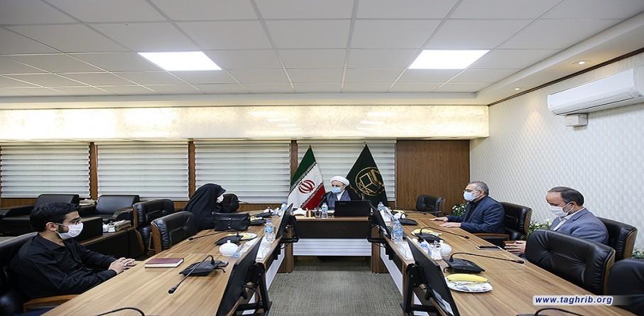 """حجة الاسلام و المسلمين الدكتور """"حميد شهرياري """" يستقبل وفدا من البرلمانين مجلس الشورى الاسلامي"""