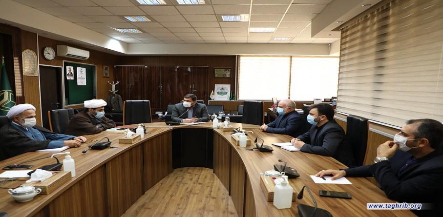 اجتماع السابع للجنة المنظمة للمؤتمر الدولي الـ35 للوحدة الإسلامیة