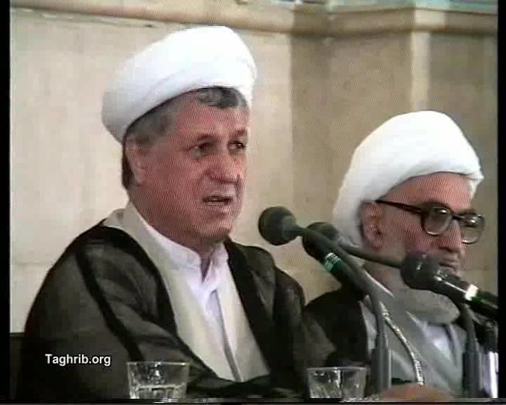 آية الله الشيخ الهاشمي الرفسنجاني