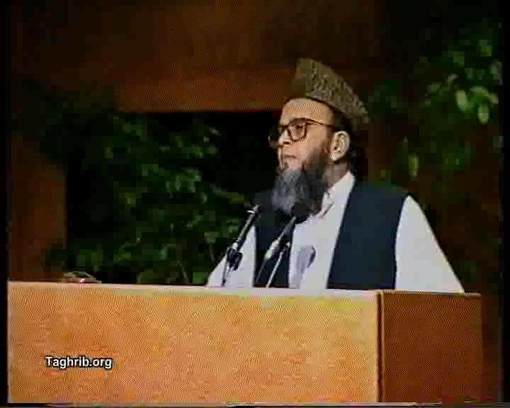 الاستاذ منور حسن خان