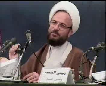 حجة الاسلام والمسلمين الشيخ محمدي عراقي