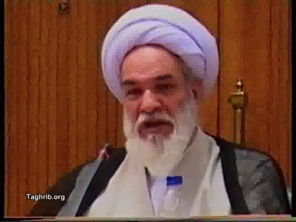 حجة الاسلام والمسلمين الشيخ الابراهيمي